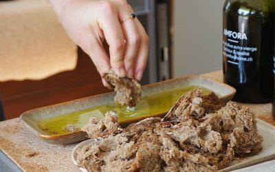 Amfora, l'huile d'olive qui fait la différence.