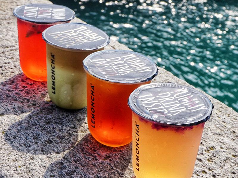 Lemoncha, le futur du bar à thé