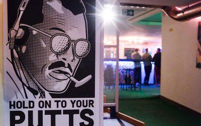 Rollers Mini-Golf Bar: le fun du mini-golf en ville, le kitch en mieux !