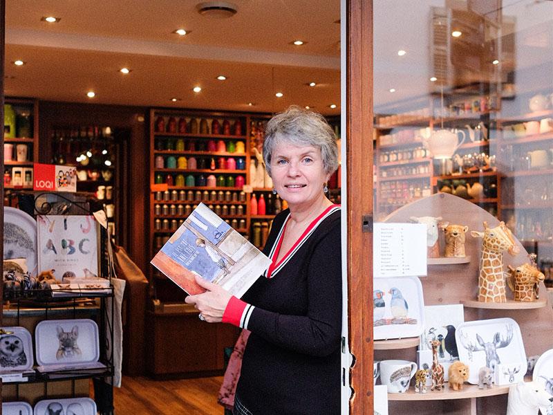 Betjeman & Barton et Véronique : une passion pour le thé qui dure depuis 25 ans déjà !