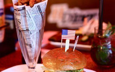 HDiner: l'American diner qui transporte au temps des Happy Days !