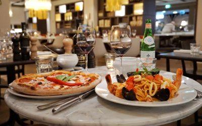La Pizzeria Ristorante Molino : une halte italienne à l'abri d'une météo capricieuse !