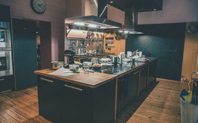 Les Ateliers de SERGE LABROSSE, l'art et le plaisir de cuisiner
