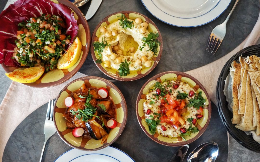 Marroush x BuyClub – Immersion into Lebanon's cultural cuisine