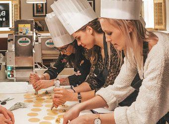 On met la main à la pâte au Métropole avec l'atelier culinaire Pasta del Gusto !
