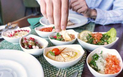 Azar & co – A Lebanese Culinary Experience