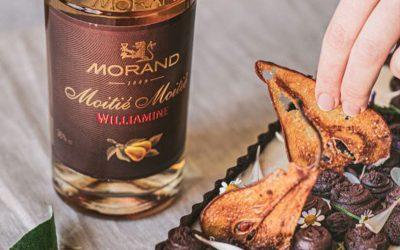Un Hiver gourmand avec la Williamine Moitié-Moitié