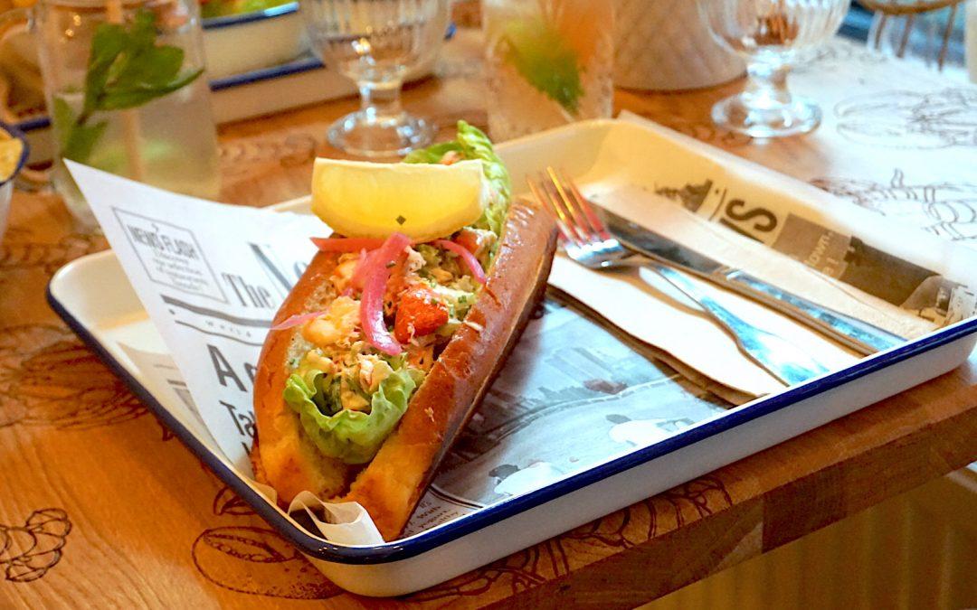 On en pince pour Lobster &Co !