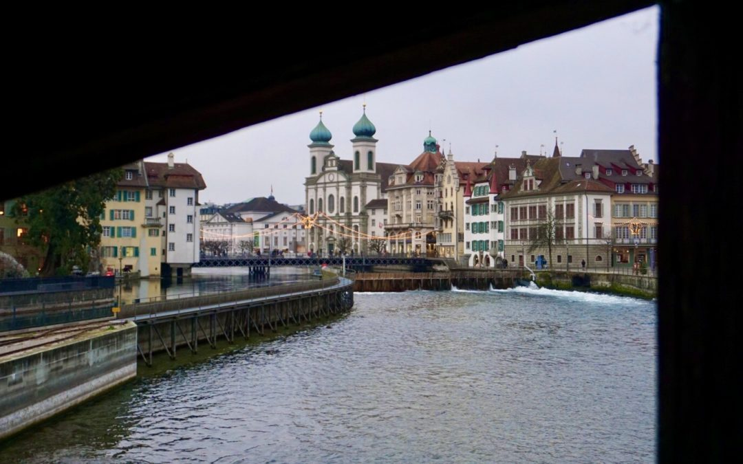 Un week-end à Lucerne