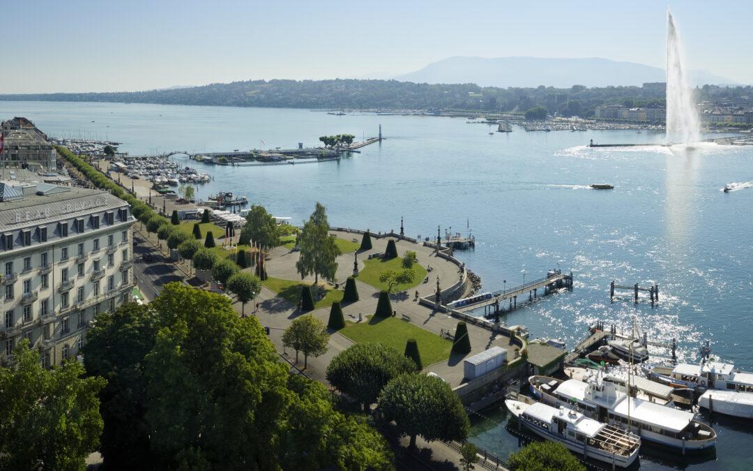 Un staycation au Beau-Rivage Genève !