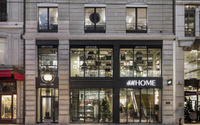 H&M HOME : Le géant suédois prend l'accent suisse à l'occasion de son ouverture à Genève