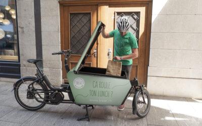 TREAT : la livraison au bureau de bons petits plats made in Geneva !