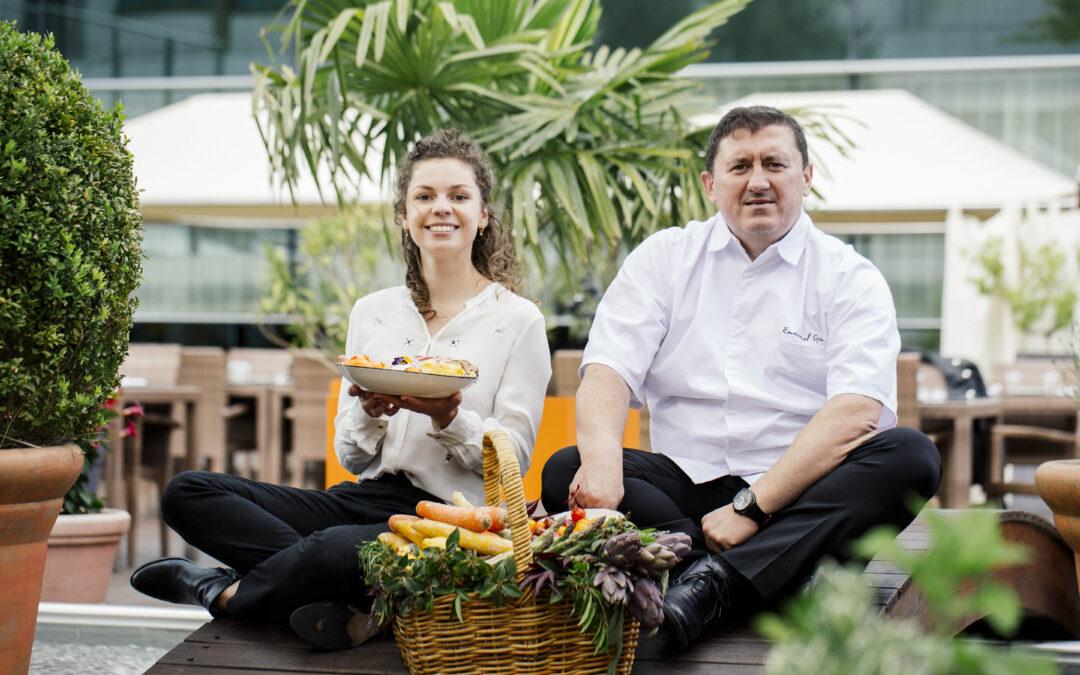 Cet été, découvrez le buddha bowl «Geneva Discovery» en édition limitée sur la Terrasse du Hilton Geneva Hotel & Conference Centre !