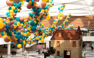 Balexert : l'incontournable centre commercial genevois fête ses 50 ans !